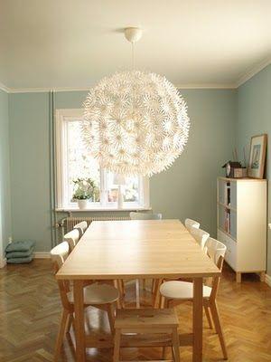 Ikea Maskros Lighting PsDining Room