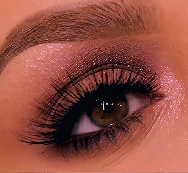 Photo of Smokey Eye With A Kiss of Pink