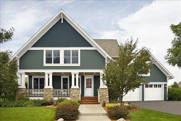 46+ Benjamin moore exterior house colors info