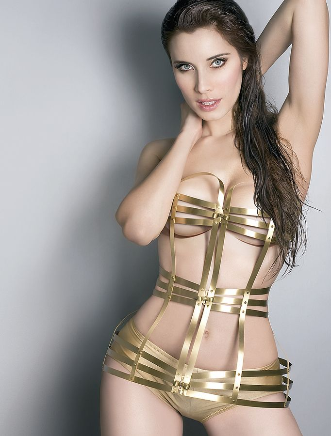 7db61f2ab5375 Pilar Rubio The Most Beautiful Girl