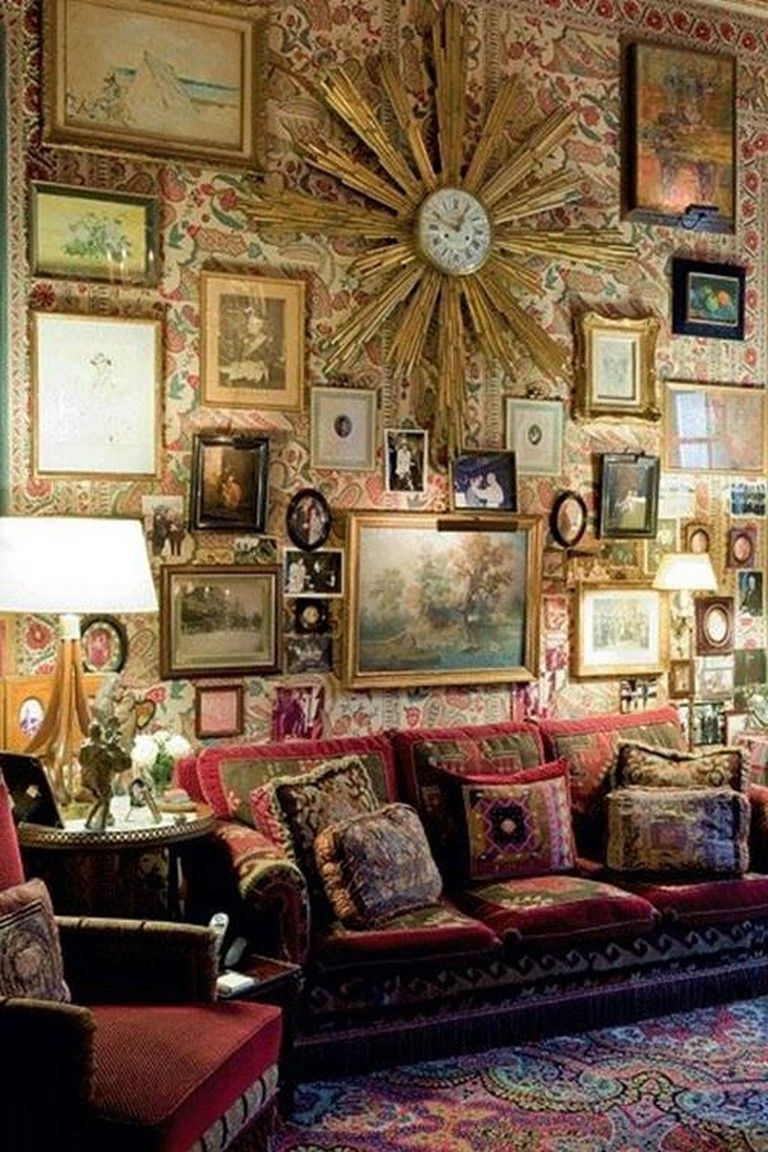 39 Exciting French Bohemian Style Decorating Ideas Paris