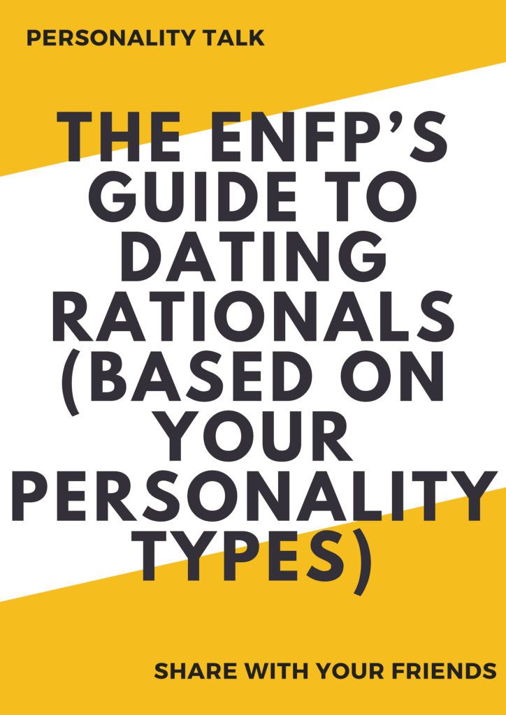 Guide to dating an infp