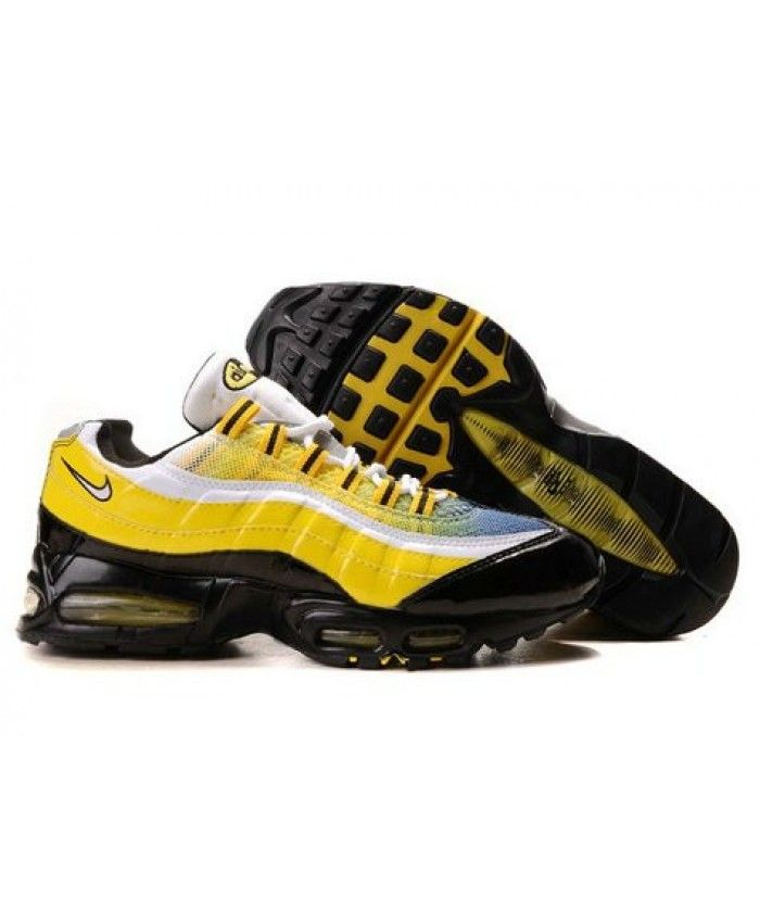 online store 8f56a 51e28 Mens Nike Air Max 95 Black Orange White Trainer Men and women will have,  wear very comfortable.