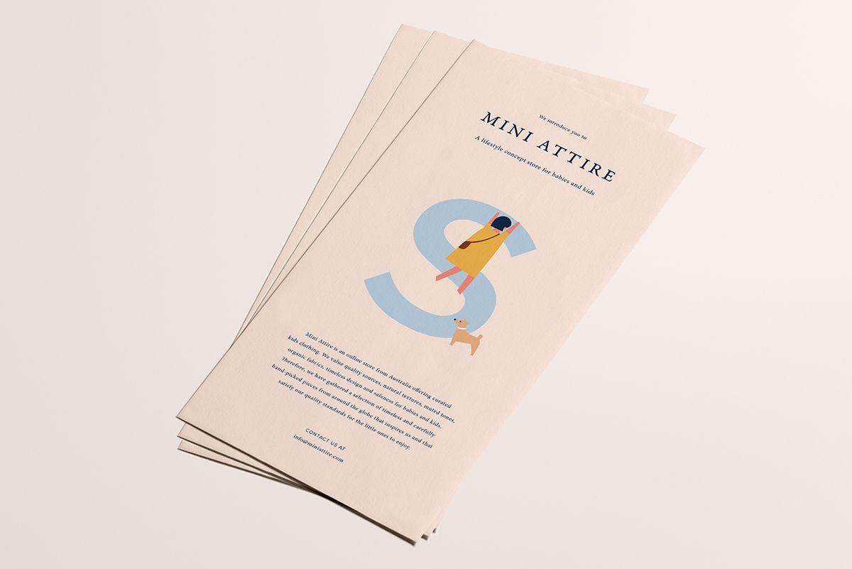 Mini Attire Illustrations on Behance