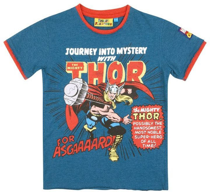 5dd2032ab House of Fraser Fabric Flavours Kid`s Thor T-Shirt on shopstyle.co ...