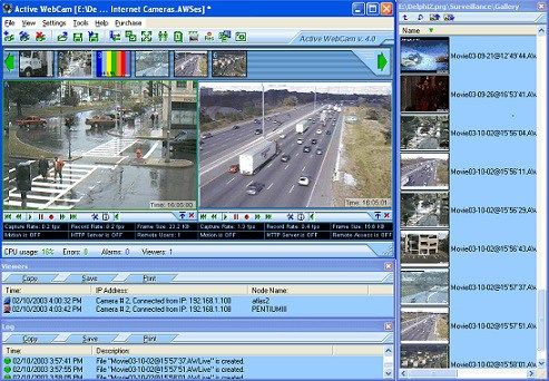 Active WebCam free download latest version for Windows PC