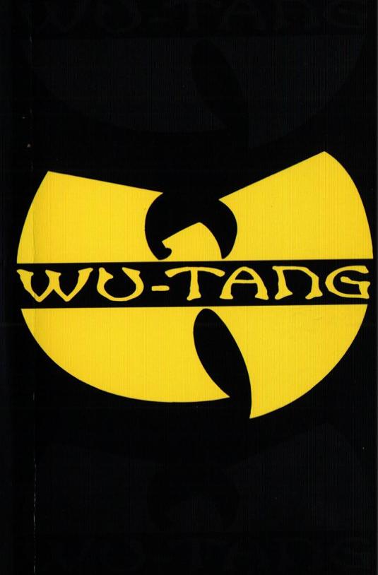 Pin By Tachetdesign On Wu Tang Wu Tang Clan Logo Wu Tang Clan Vector Logo
