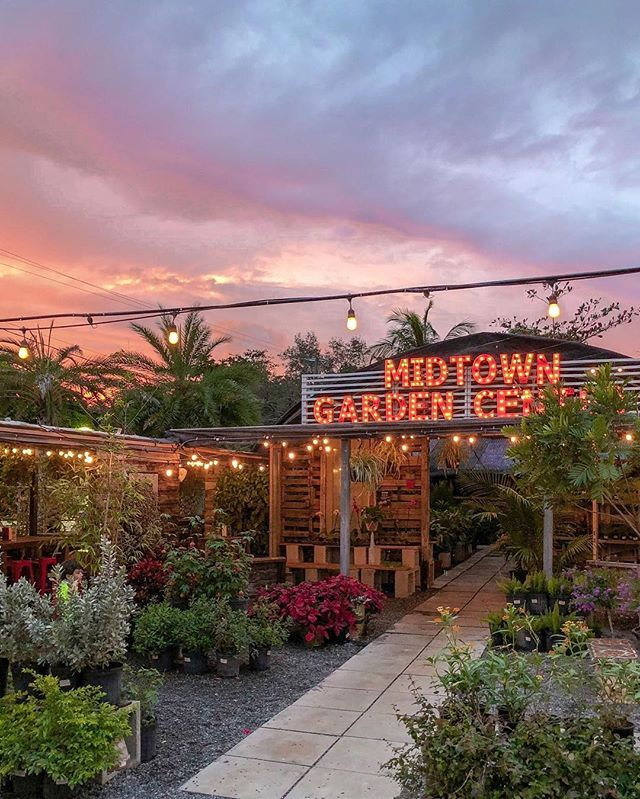 This Is The Garden Center In Miami You