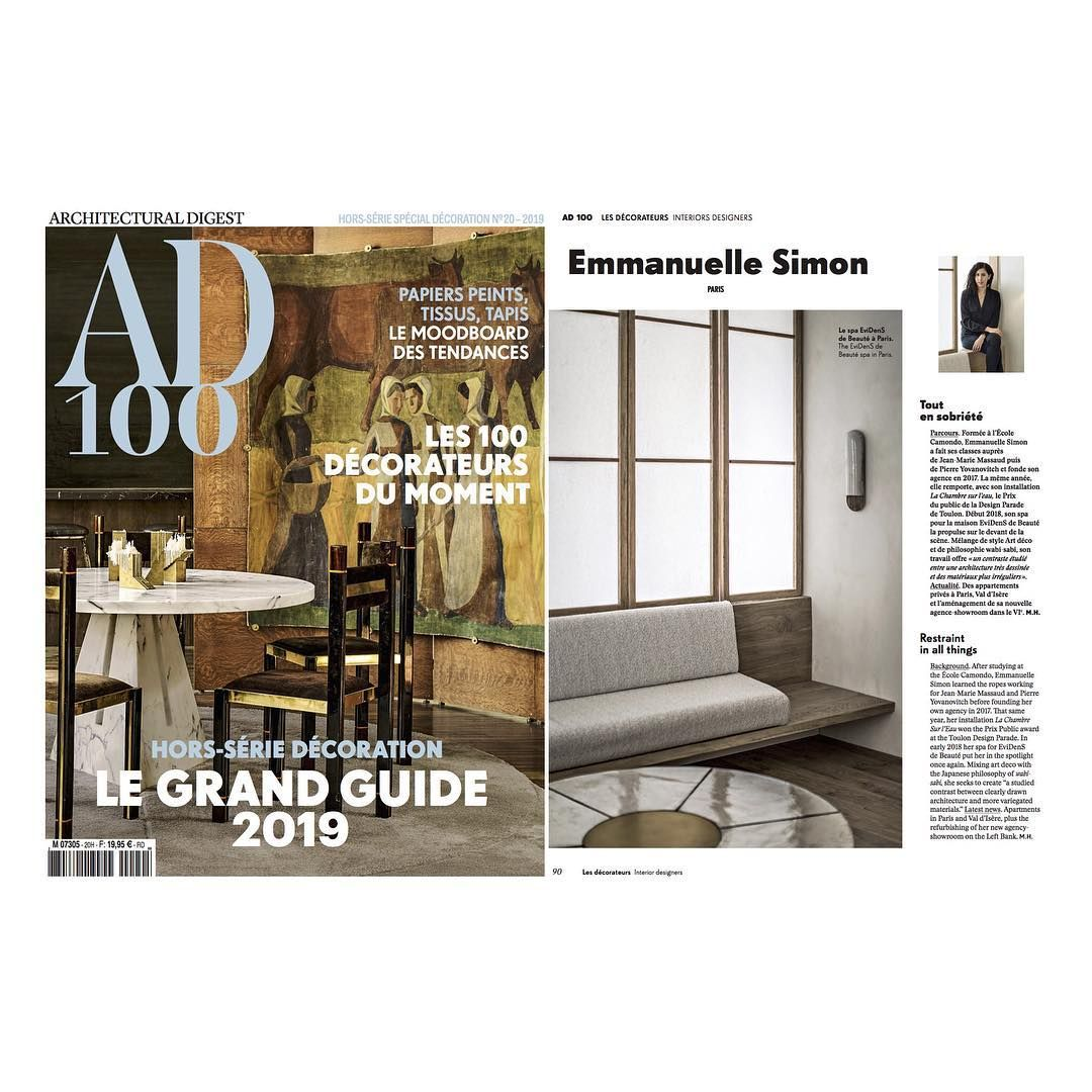 Ad 100 2019 So Proud And Honored To Be Selected In The Top 100 Interior Designers Of The Year Thank You So Much Ad Ma In 2020 Architecture Design Interior Designers