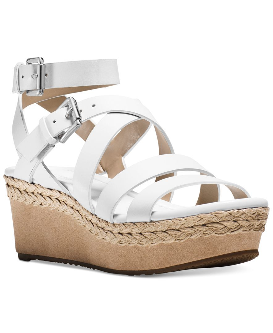 8b271fc1ecb MICHAEL Michael Kors Jocelyn Platform Sandals