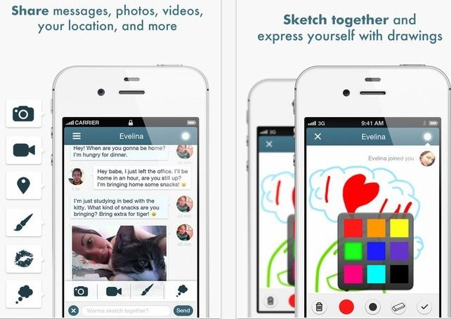 Iphone App For Relationships