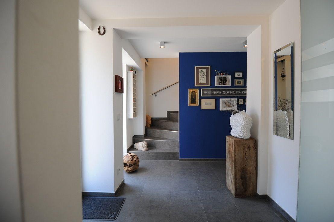 Umbau Einfamilienhaus : Klassischer Flur, Diele U0026 Treppenhaus Von PlanWerk  Nowoczyn Architekten