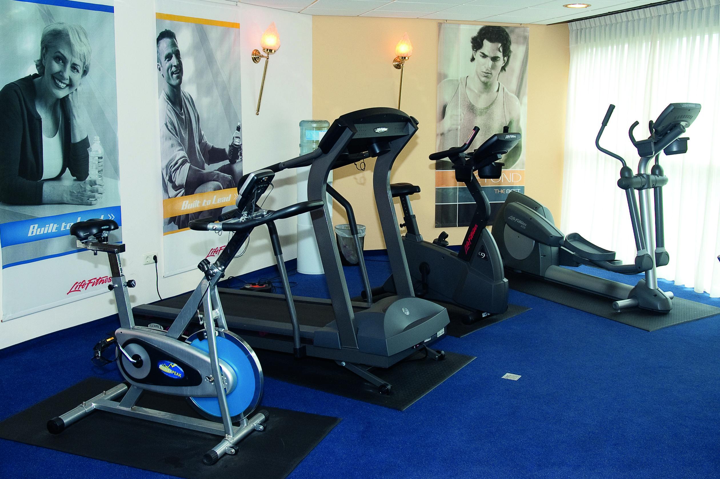 Hotel-Restaurant Steenwijk - Fitness