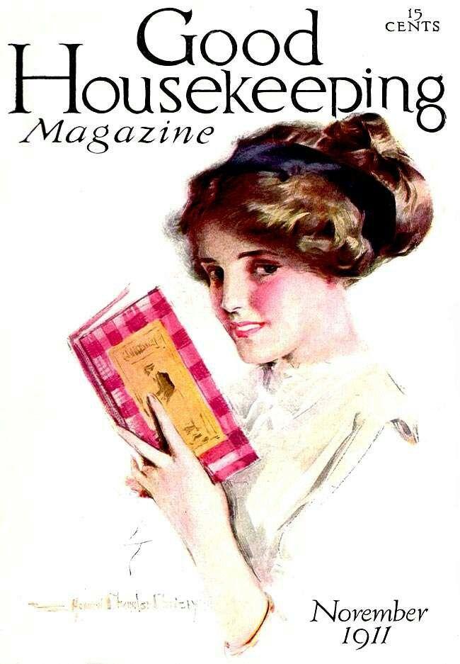 Good Housekeeping, november 1911