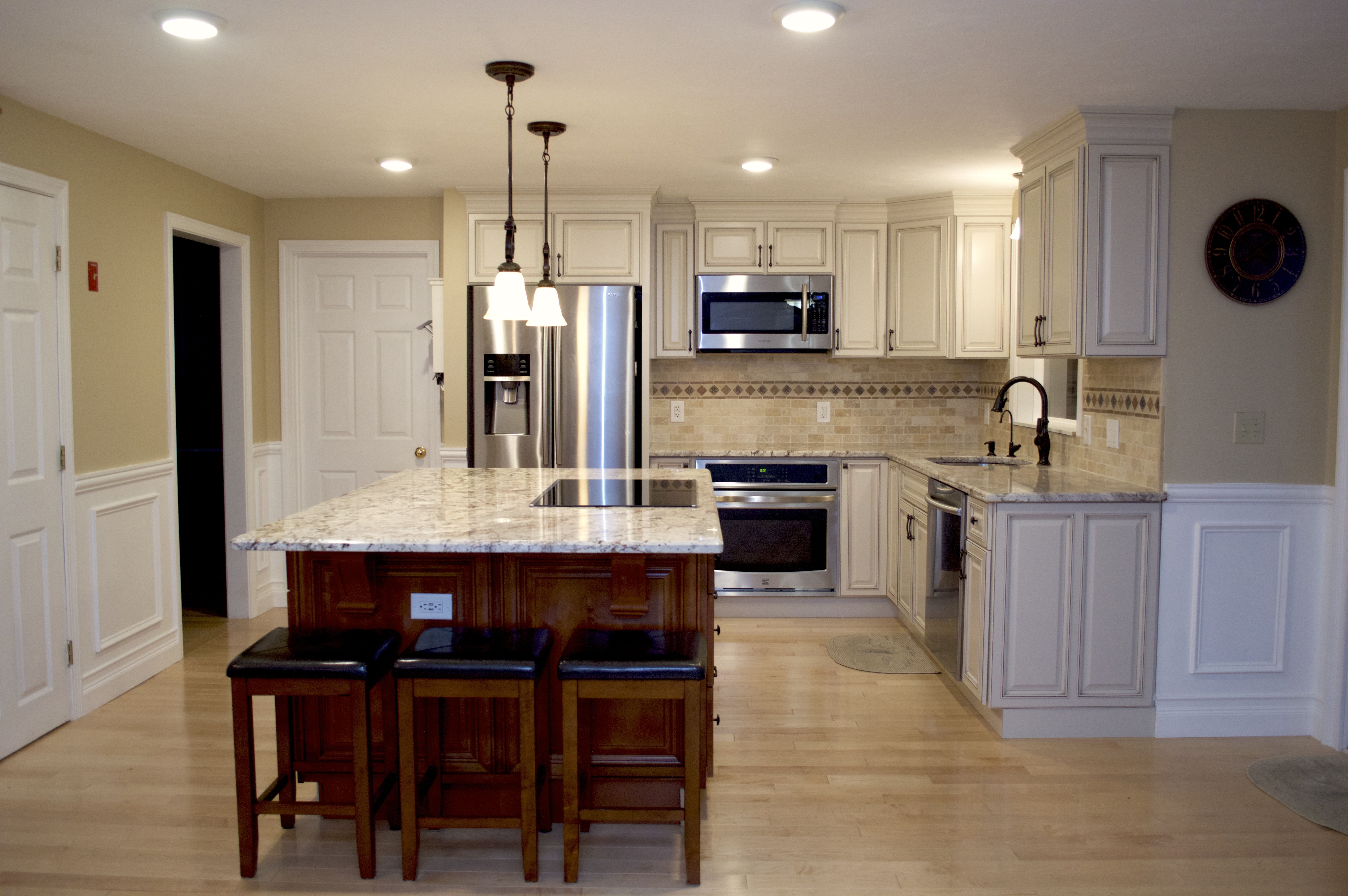 Best Kitchen Renovation By Mirelle L Of Plymouth Ma We Used 400 x 300