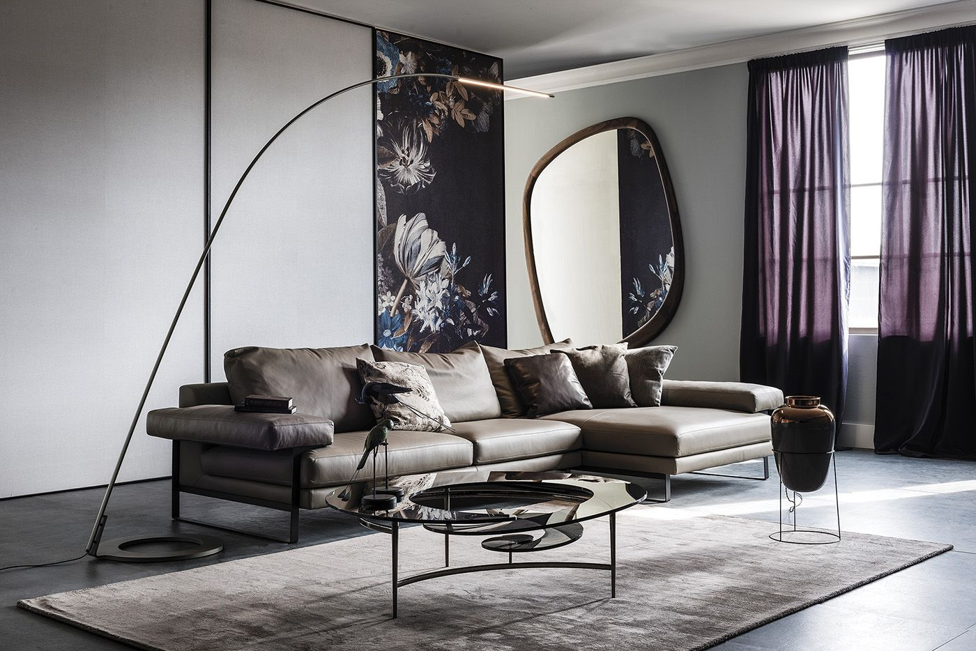 catalogue cattelan italia 2017 on behance | furniture showroom
