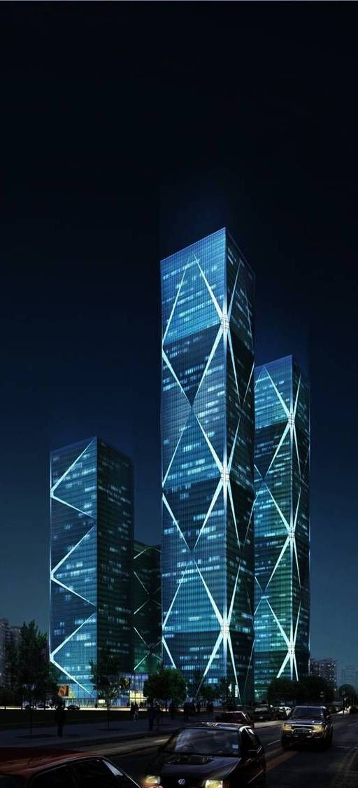 Pin By Fabricio T On Architecture High Rise Skyscraper Architecture Unique Architecture Futuristic Architecture