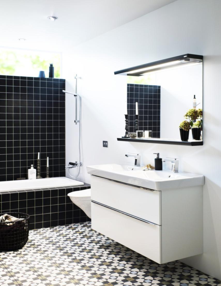 16 lyxiga badrum - i 16 olika stilar & storlekar | Leva & bo ...