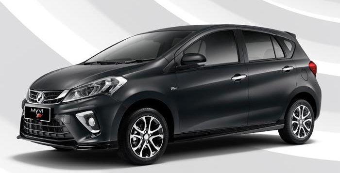 Intip Fitur Daihatsu Sirion Terbaru Malaysia Ada Yang Baru