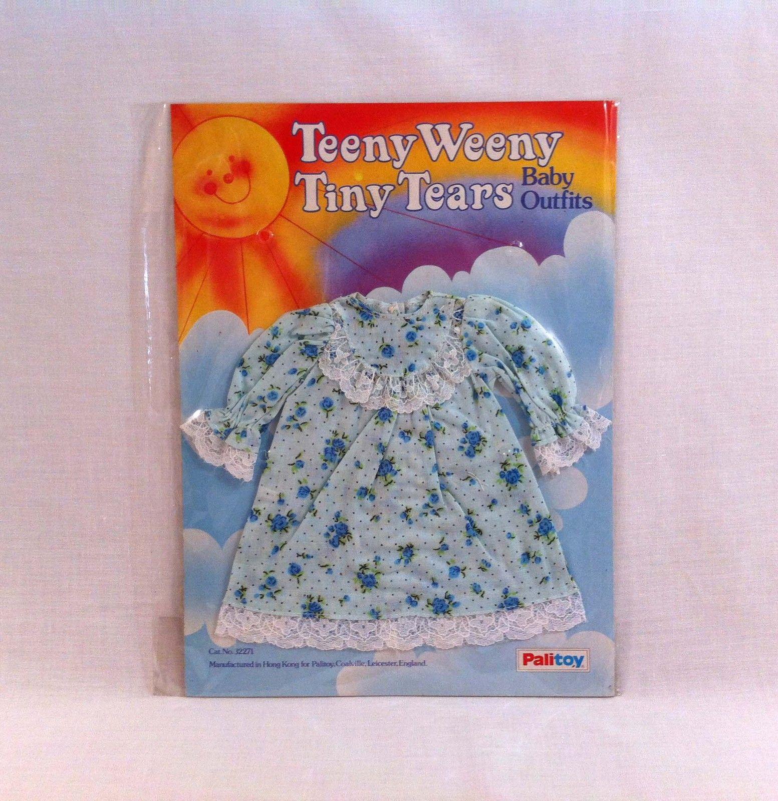 NEW 1980s Palitoy ☆ Teeny Weeny Tiny Tears ☆ Vintage Baby Outfit #32271   eBay
