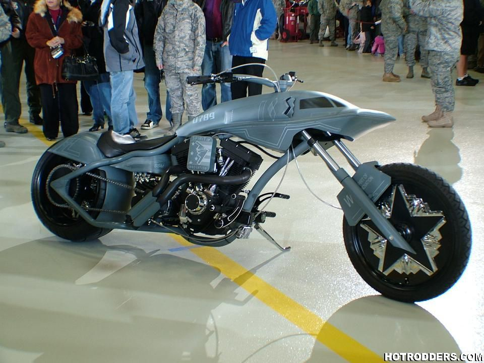 occ choppers   Orange County Choppers do a B-2 - Hot Rod Forum ...