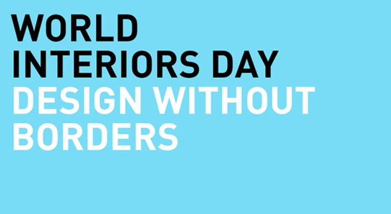 World Interiors Day 2018 Design Without Borders Disenos De Unas