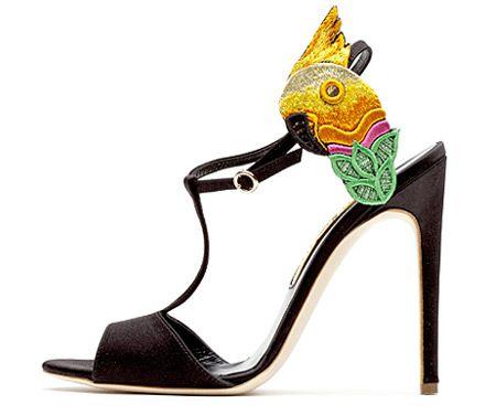 Yea or Nay: Rupert Sanderson 'Birdie' Shoes | Tom & Lorenzo