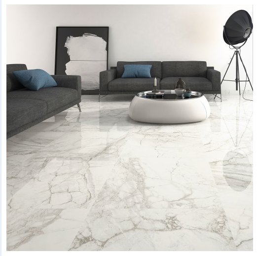 Luni Blanco Tiles Leviglass 600x600 Tiles Tiledealer For The Best Prices Ceramic Floor Tile Tile Floor Living Room Living Room Tiles