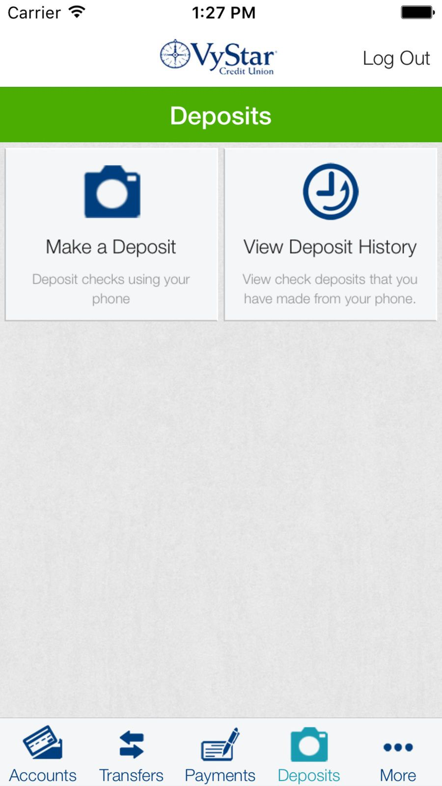 VyStar Mobile Banking FinanceUnionappsios Mobile