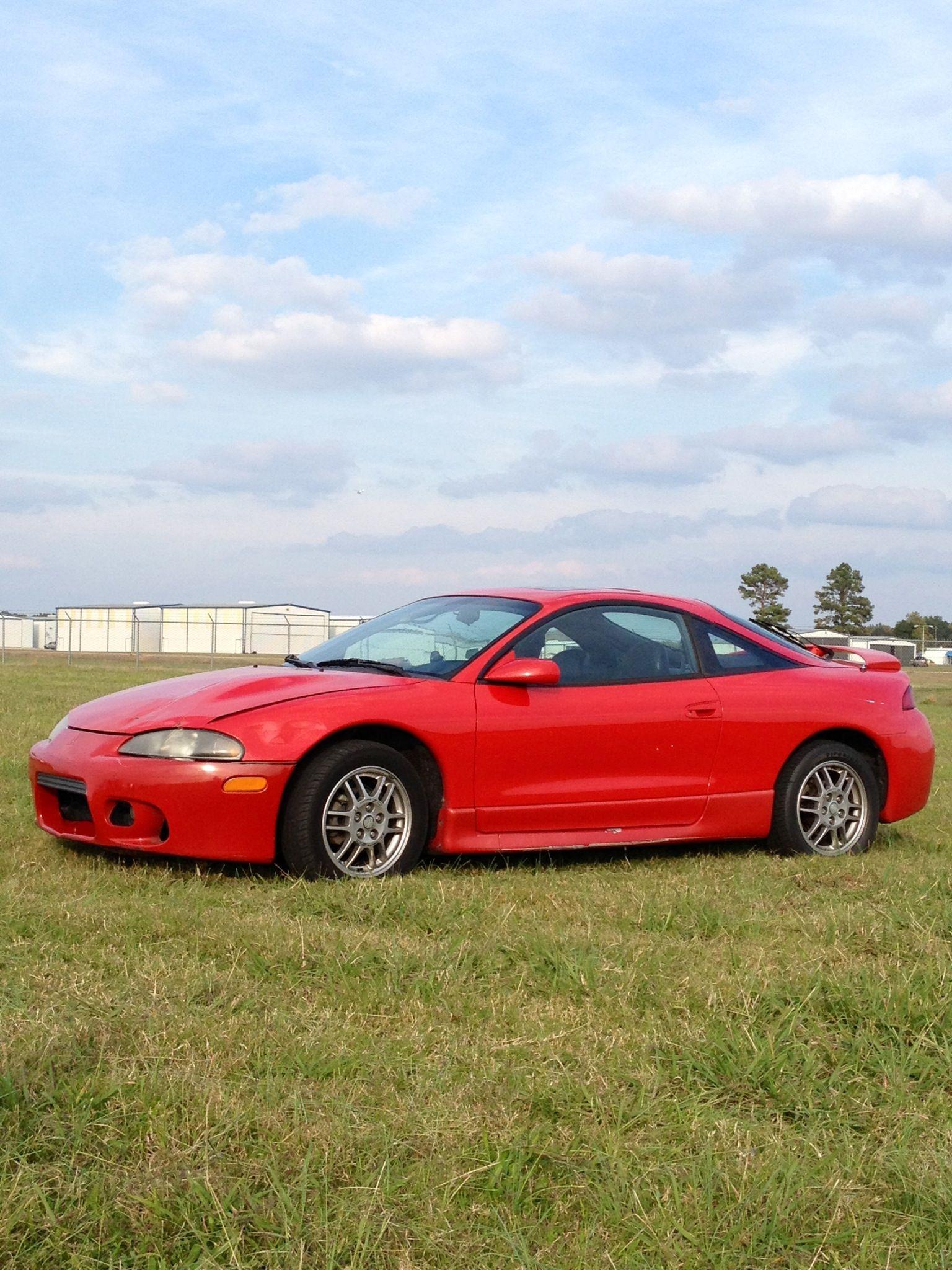 My 1999 Mitsubishi Eclipse