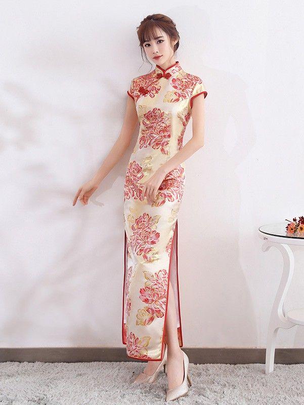 Pin von Cozy Lady Wear auf Qipao & Cheongsam | Pinterest