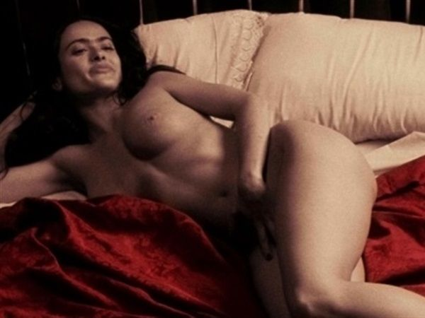 Hot salma hayek naked
