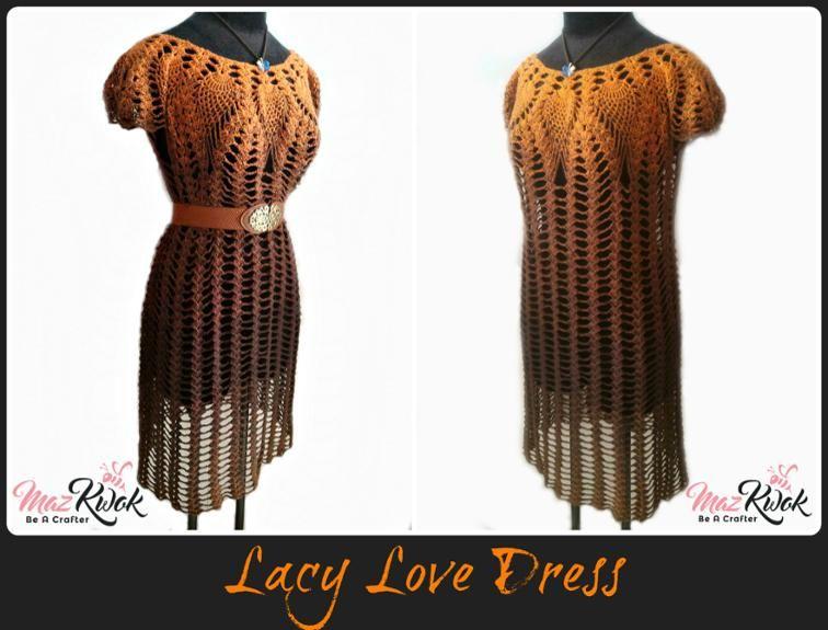 Lacy Love Dress