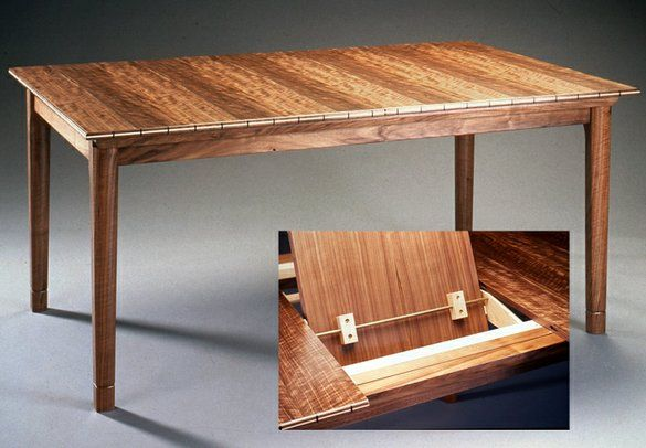 Flip Top Dining Table By Hatch Studio