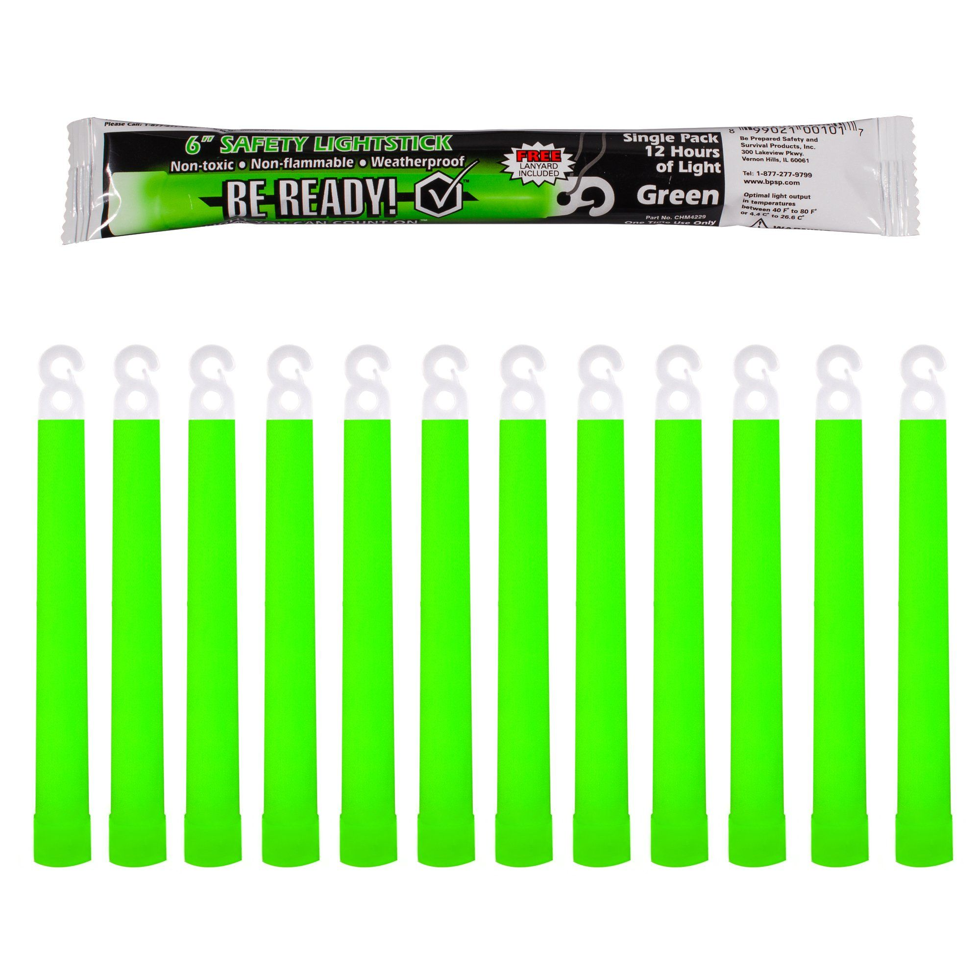 Be Ready Industrial 12 Hour Illumination Emergency Safety Chemical Light Glow Sticks 12 Pack Green Check This Awe Chemical Light Tactical Light Glow Sticks