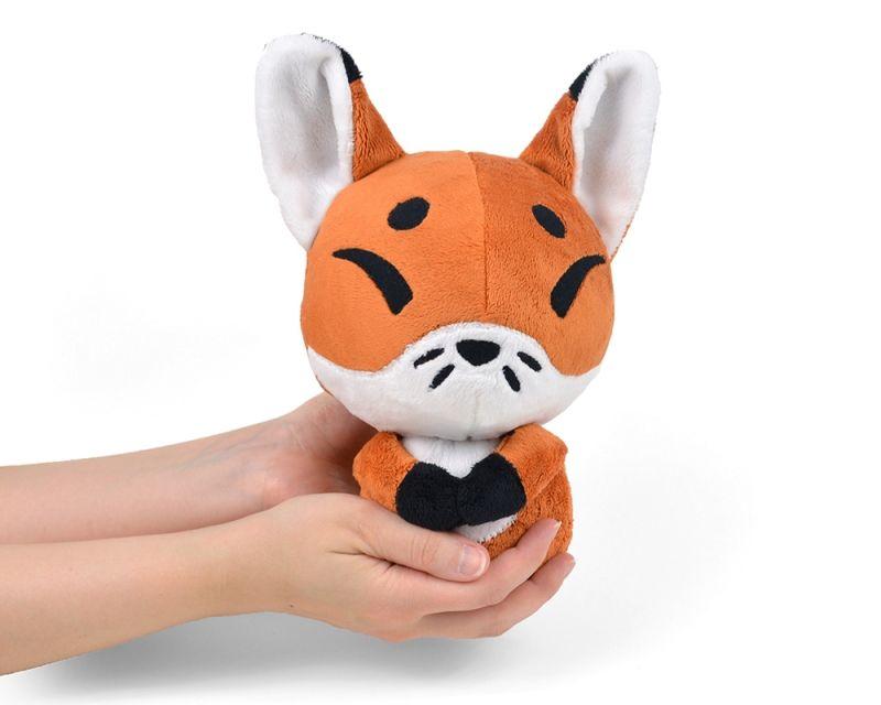 Fox Kitsune Plush sewing pattern by Sew Desu Ne