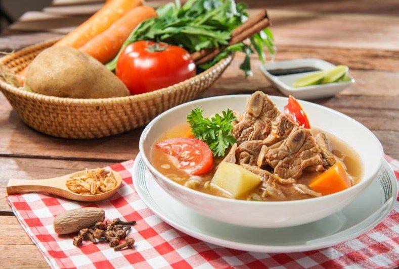 Resep Sop Iga Sapi Spesial Makanan Sehat Resep Resep Makanan
