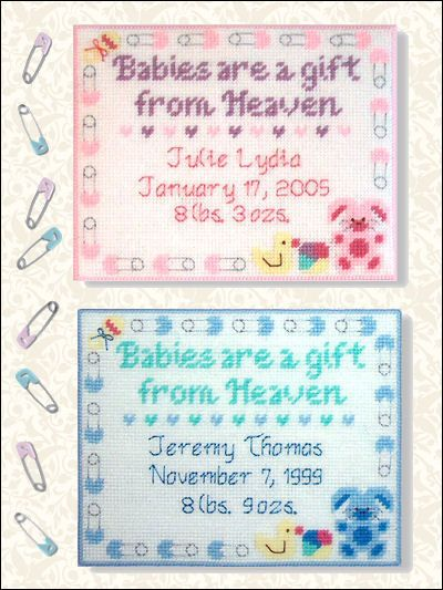 Plastic Canvas Patterns For Children Amp Babies Gift
