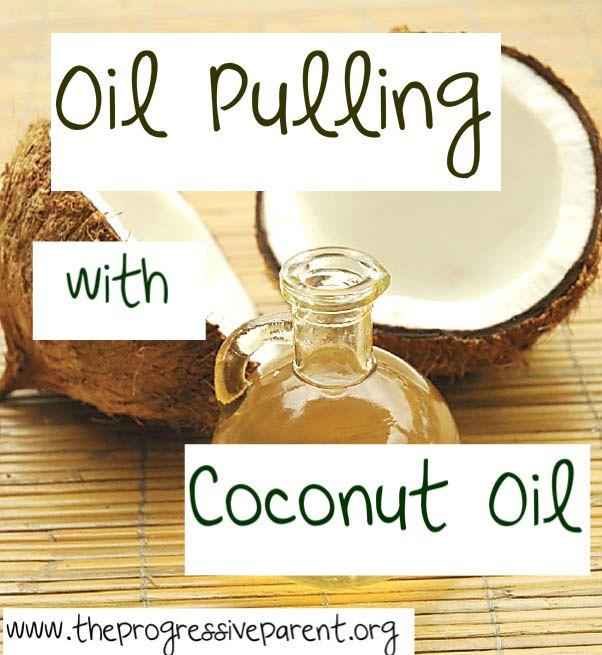 Oil Pulling Natural Detox For Health Coconut Oil Pulling Oil