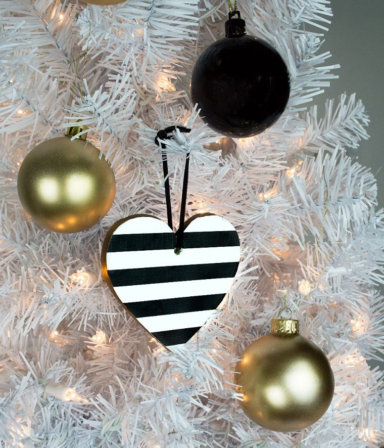 Como Hacer Adornos De Navidad 40 Ideas Para Aprovechar - Hacer-adornos-navidad