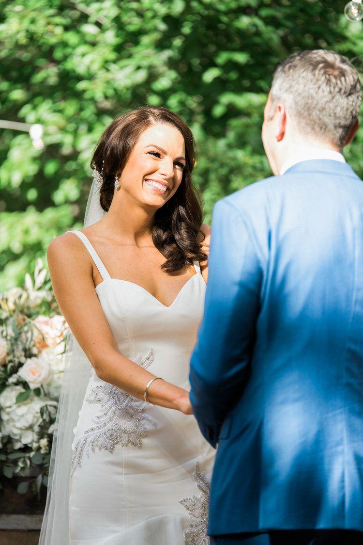 Real Wedding Tara Sean Colorado Mountain In Katie May