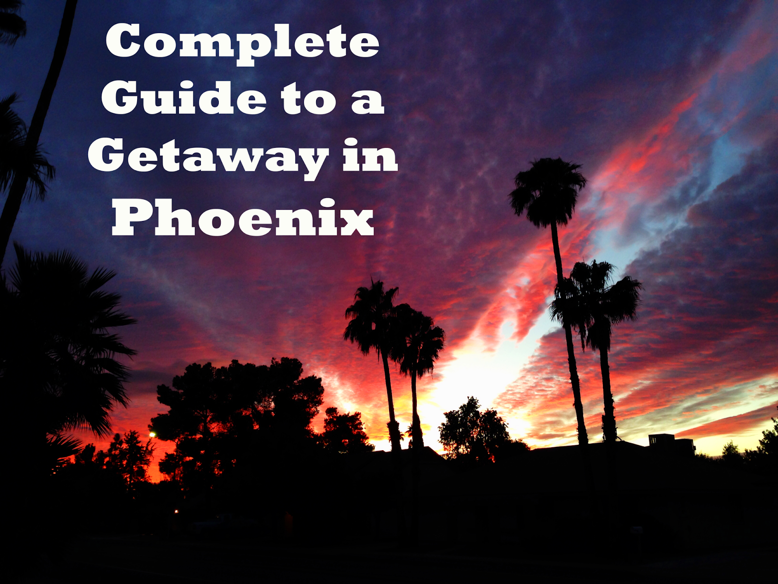 friday we're in love: camille's guide to phoenix | things to do in