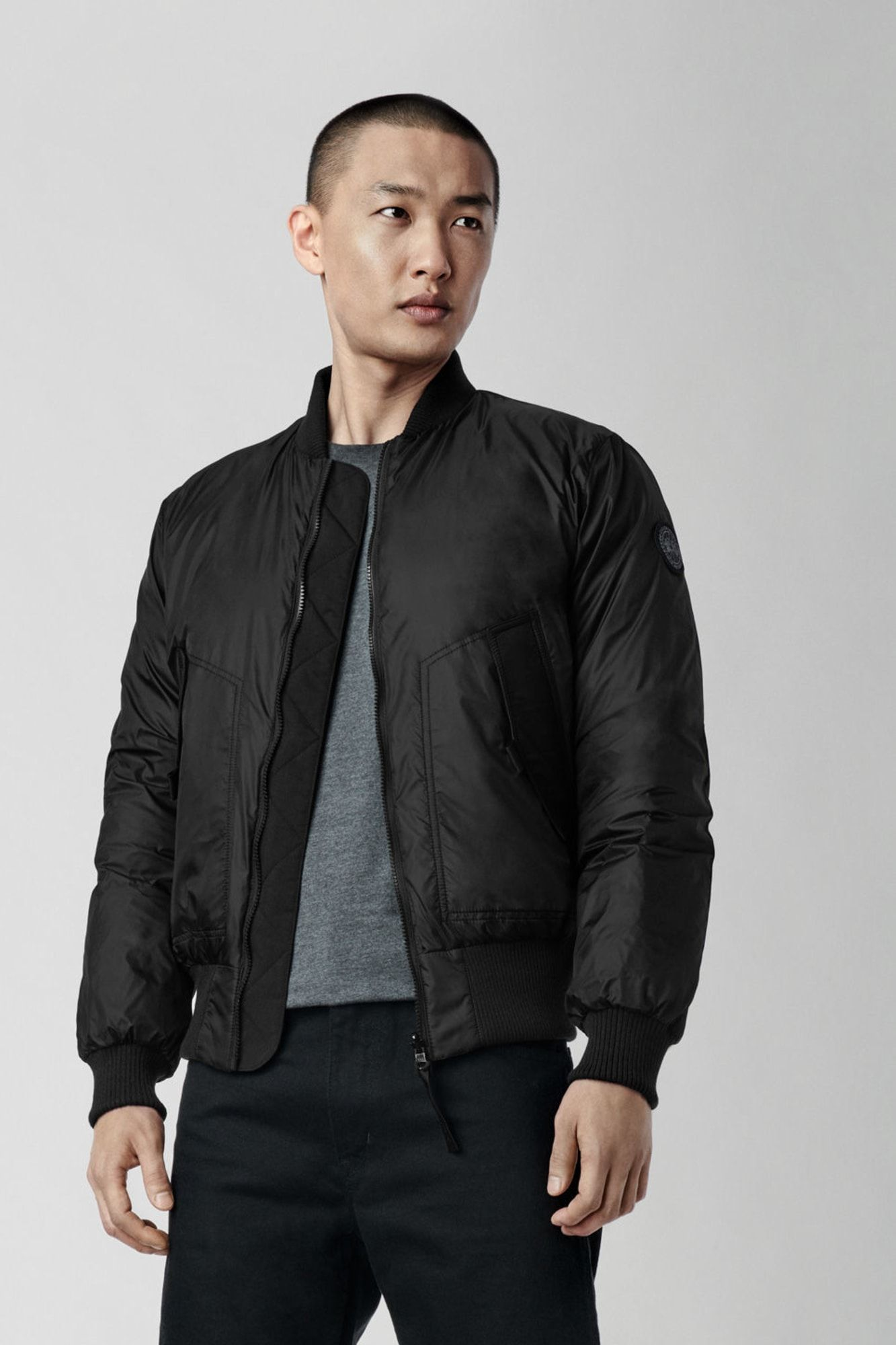 Men's Fraser Bomber Jacket in 2020 Bomber jacket, Men