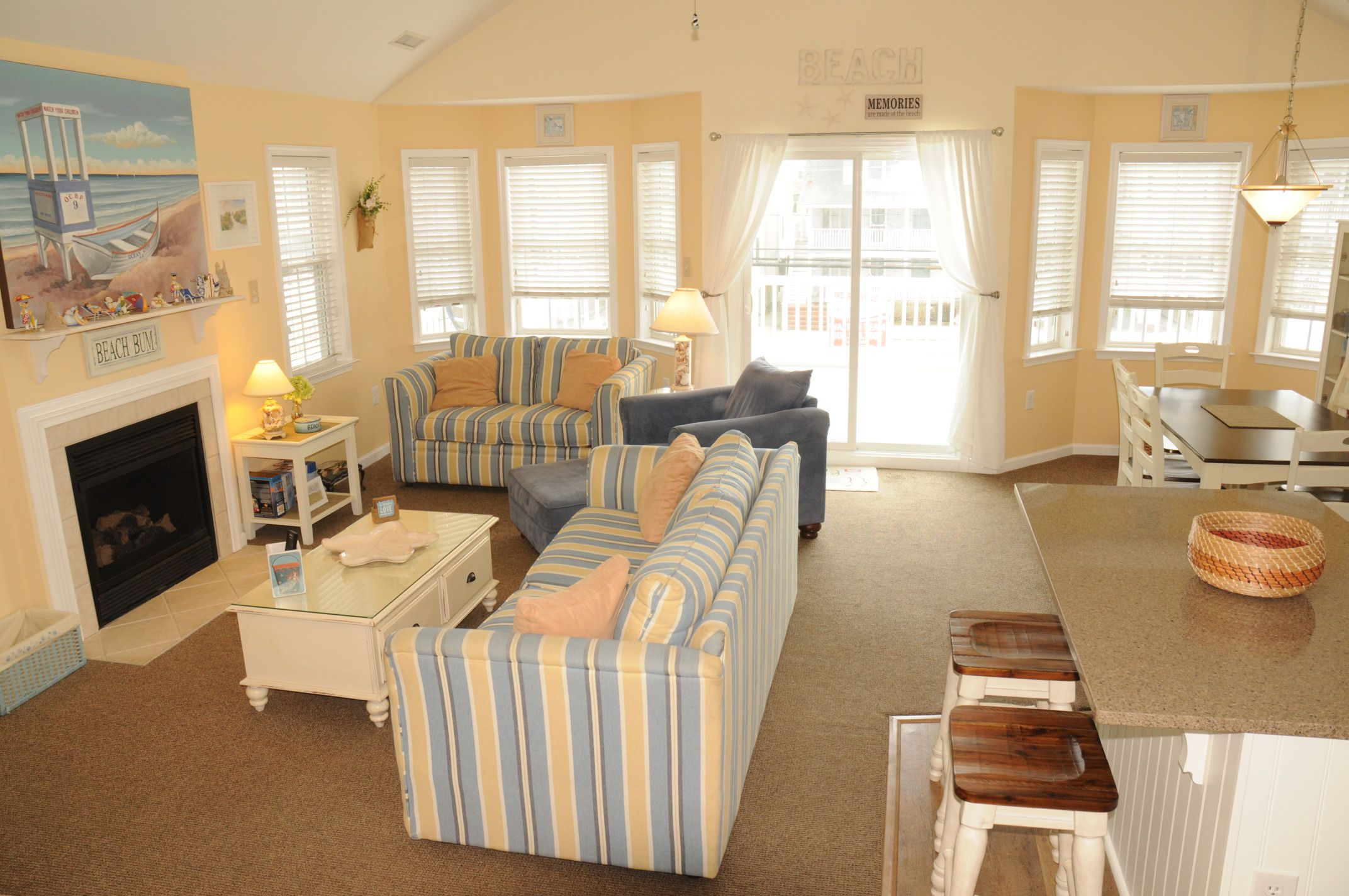 West Ave Ocean City Nj 08226 In 2020 Beach Houses For Sale Rental House