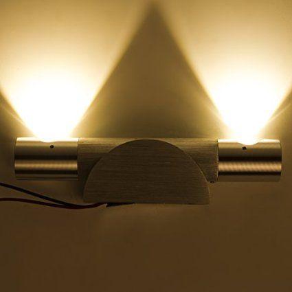 $16.99 LED Bathroom Vanity Lighting Wall Sconces Light Mini Modern ...