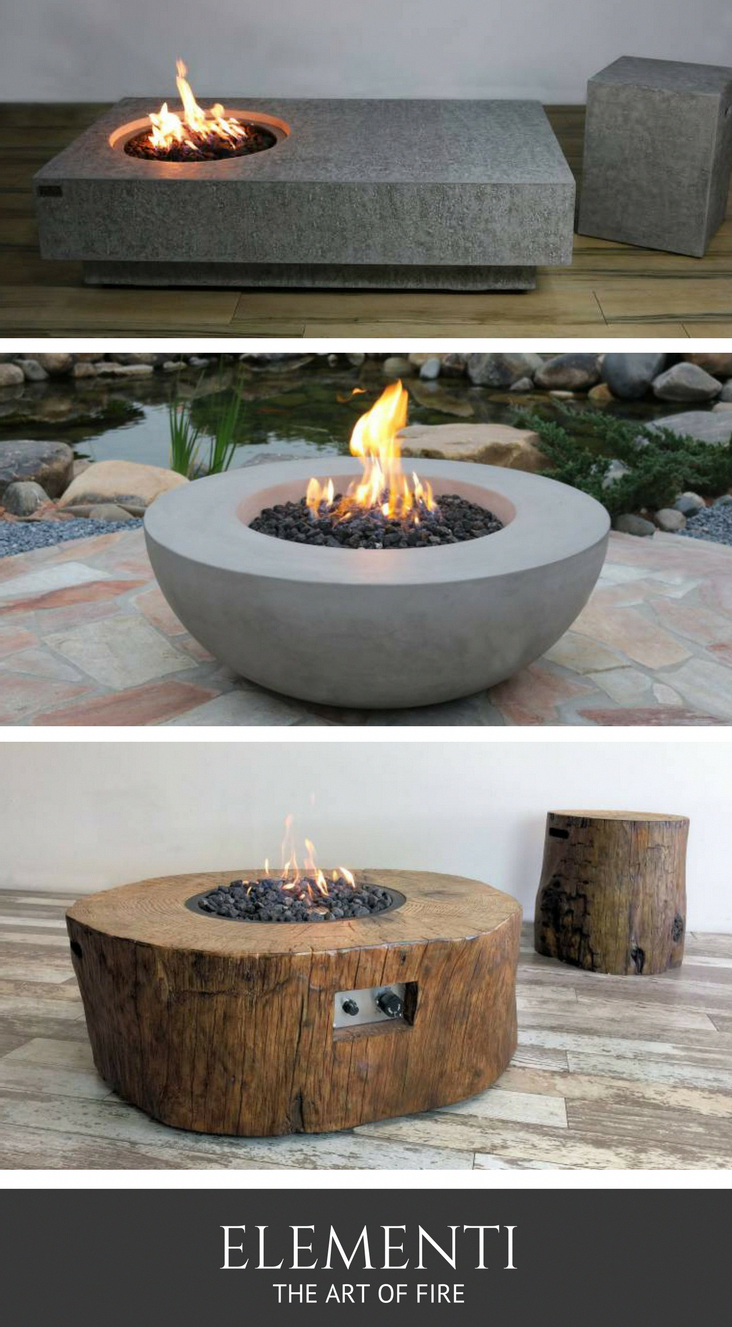 бетон и огонь