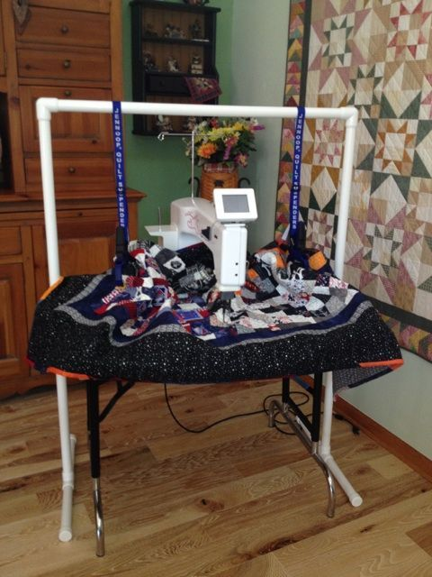 Jennoop Quilt Suspenders And Stand What Will They Think