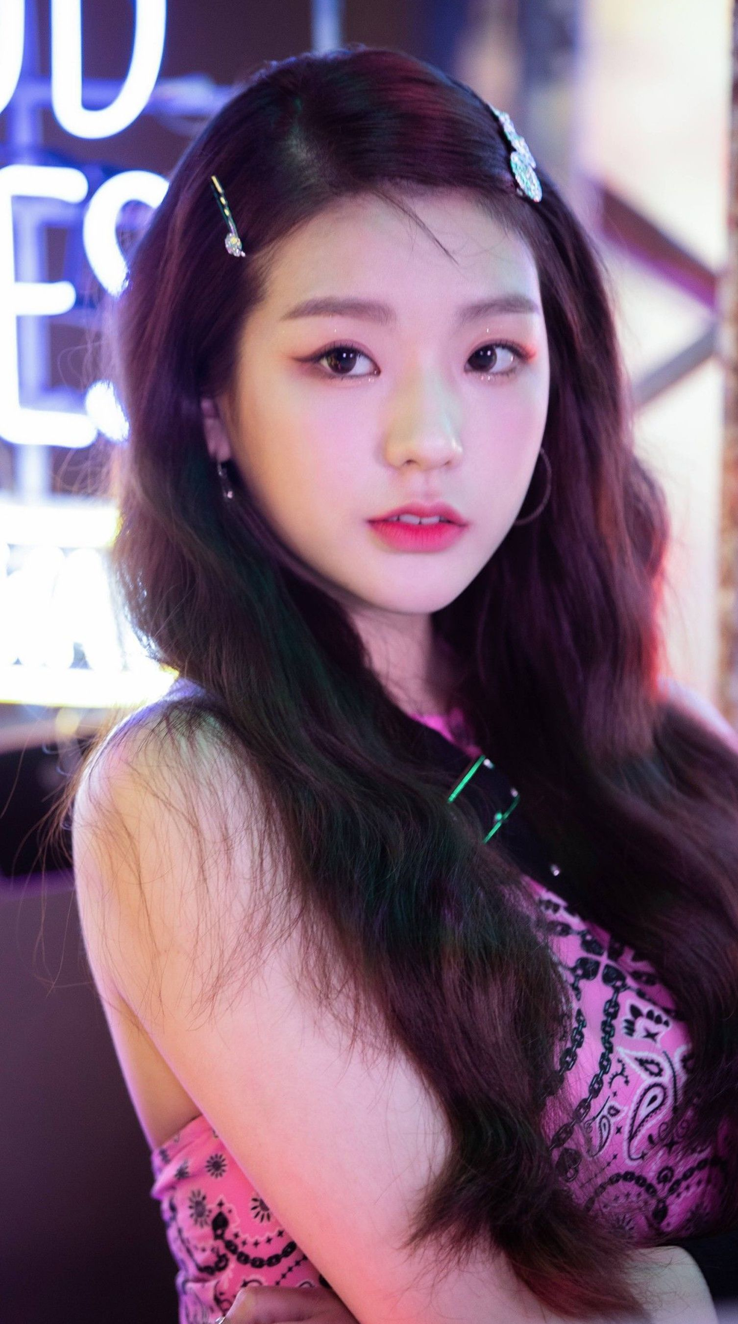 Soodam Secret Number Mobile Wallpapers Kpop Girls Kpop Girl Groups Rainbow Dress