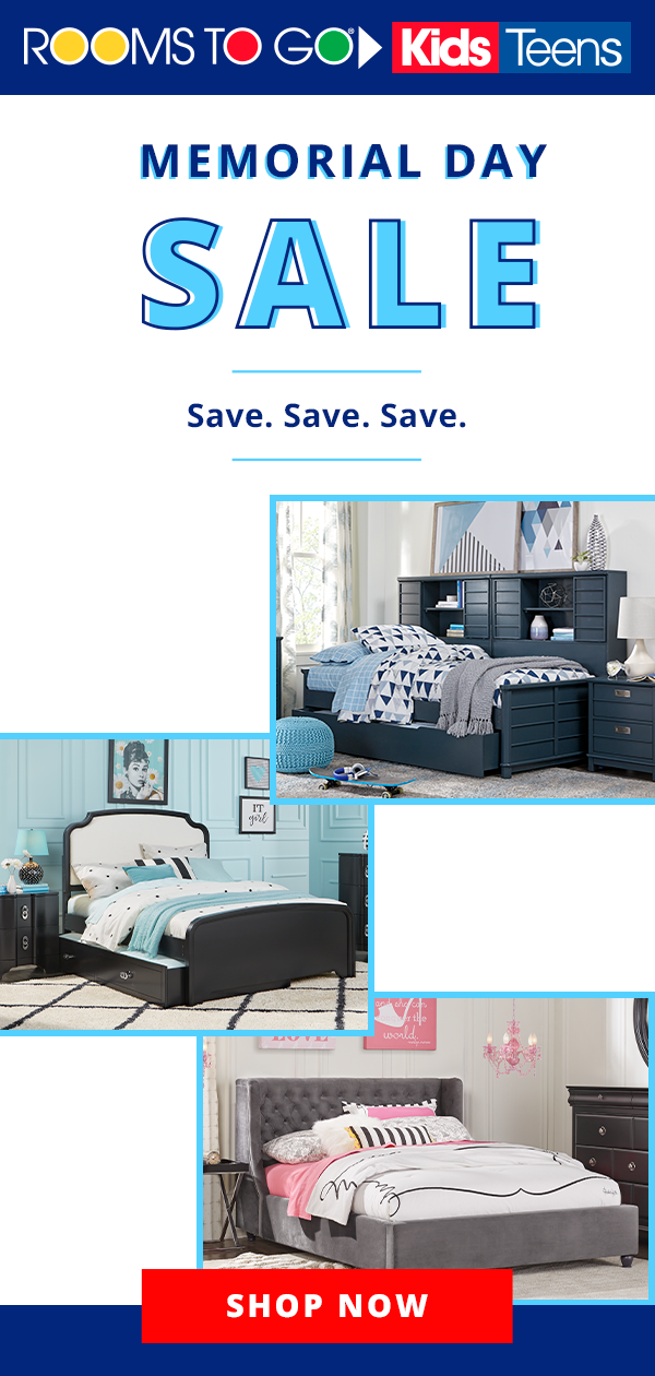 Memorial Day Sale Bedroom Furniture Stores Rooms To Go Kids Furniture