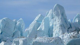 Alaska, The Glacier, The National Park